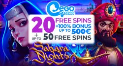 Ego casino promo
