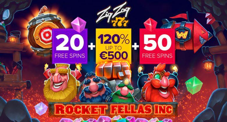ZigZag777 casino promo